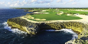 Corales Golf Club overwhelms the senses