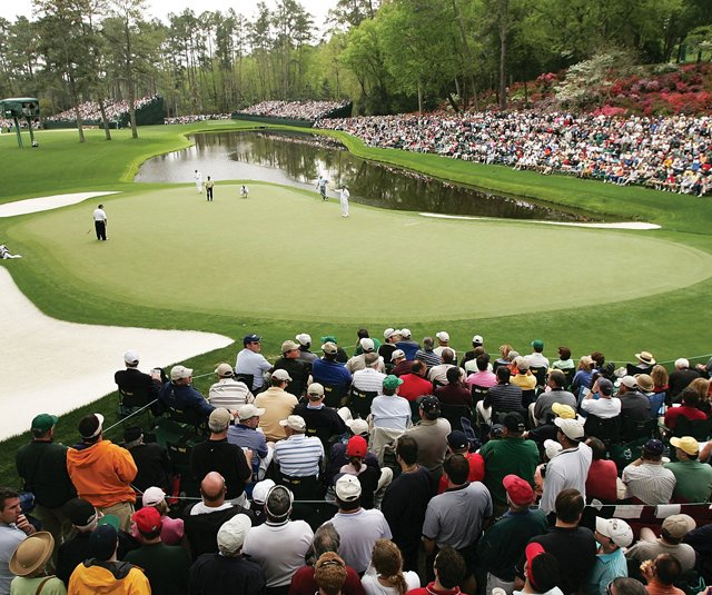 No. 16 at Augusta National Golf Club