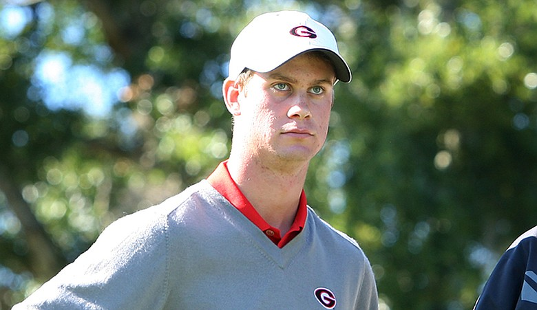 Harris English tied the course record at the University of Texas Golf Club with his final-round 6-under 65.