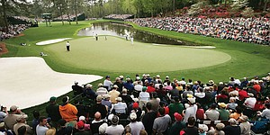 Hole to watch at Augusta: No. 16