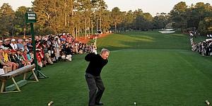 Jack, Arnie kick off 2010 Masters in style