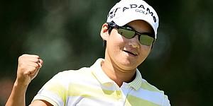 Kraft champ Tseng among Masters patrons