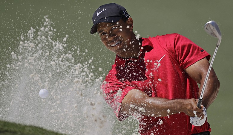 Tiger Woods has committed to play the Quail Hollow Championship in two weeks.
