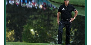 Monday Scramble: Masters postcards