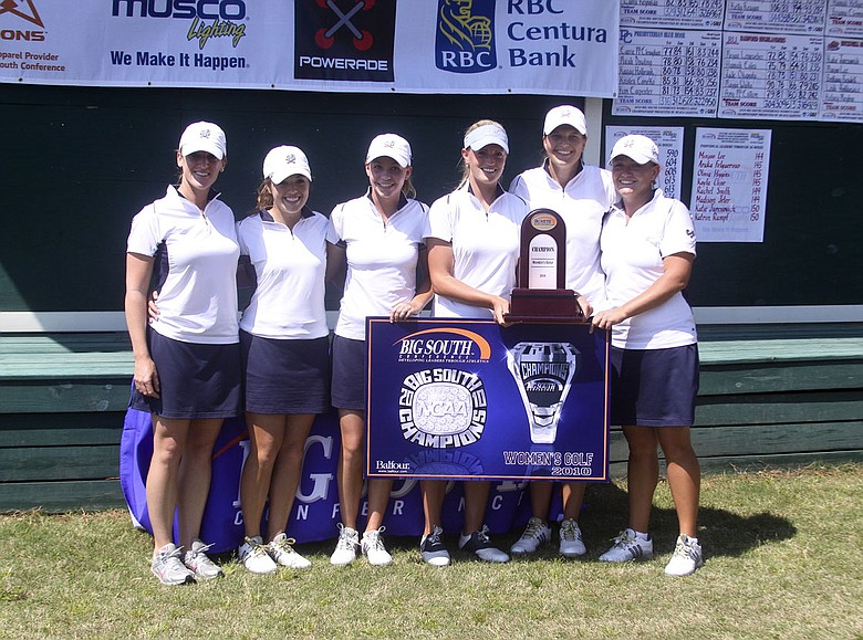 Charleston Southern won its sixth Big South title.