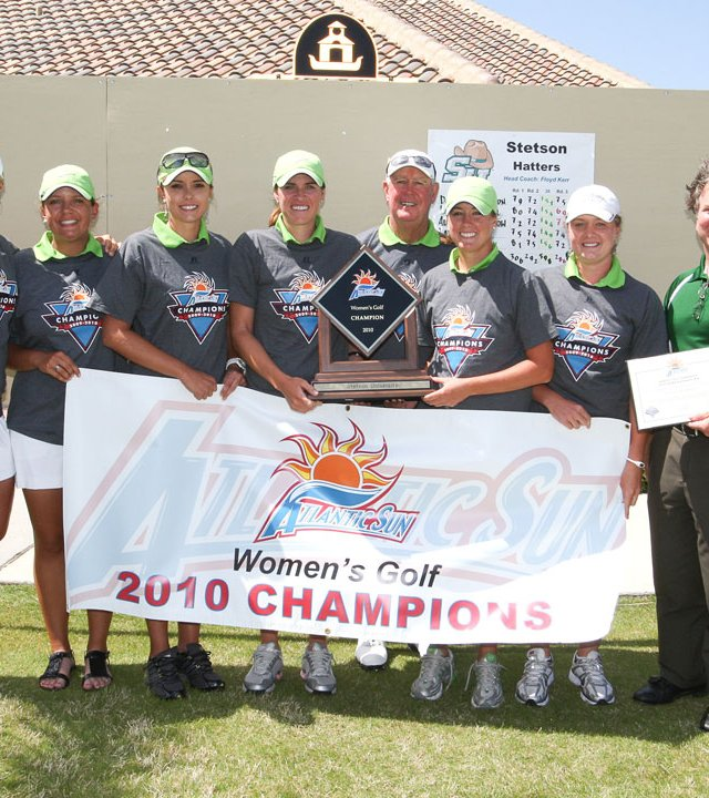 Stetson qualified for its second consecutive NCAA postseason.