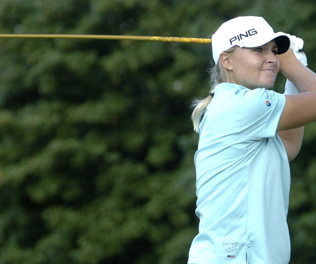 Anna Nordqvist won the inaugural Mojo 6 event in Jamaica. 