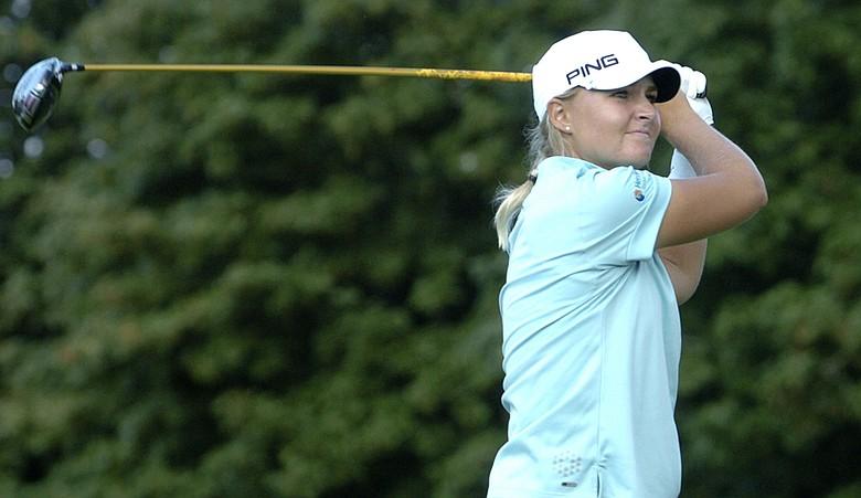 Anna Nordqvist won the inaugural Mojo 6 event in Jamaica.