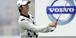 Kim Do-hoon takes 1-shot lead at China Open