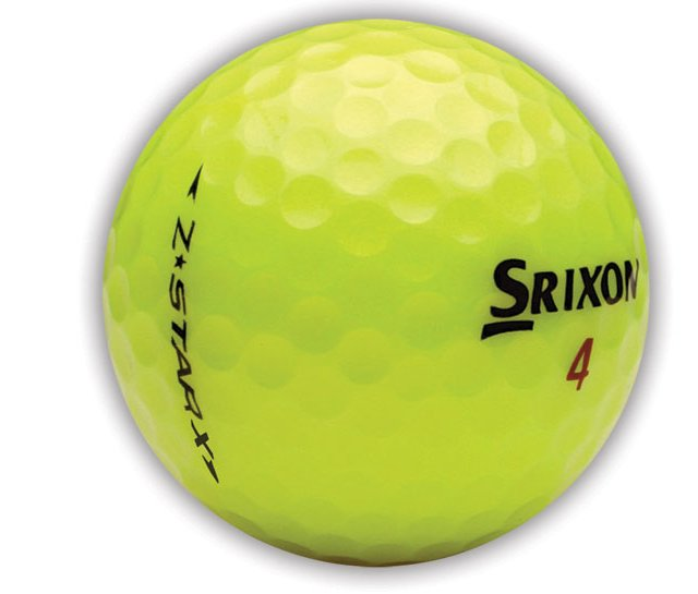 Srixon Yellow Z-Star X.