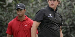 Monday Scramble: Can Phil surpass Tiger?