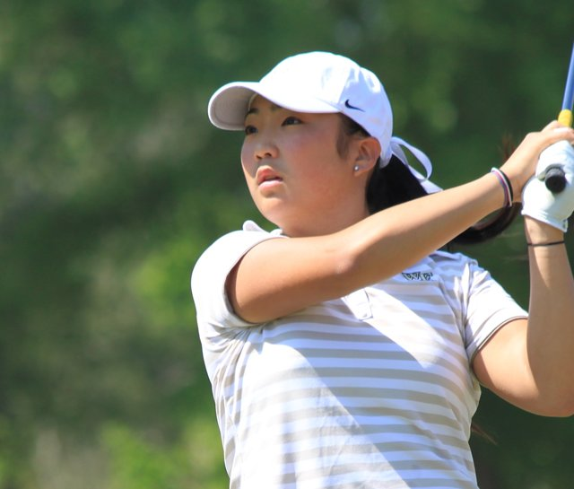 Wake Forest freshman Michelle Shin