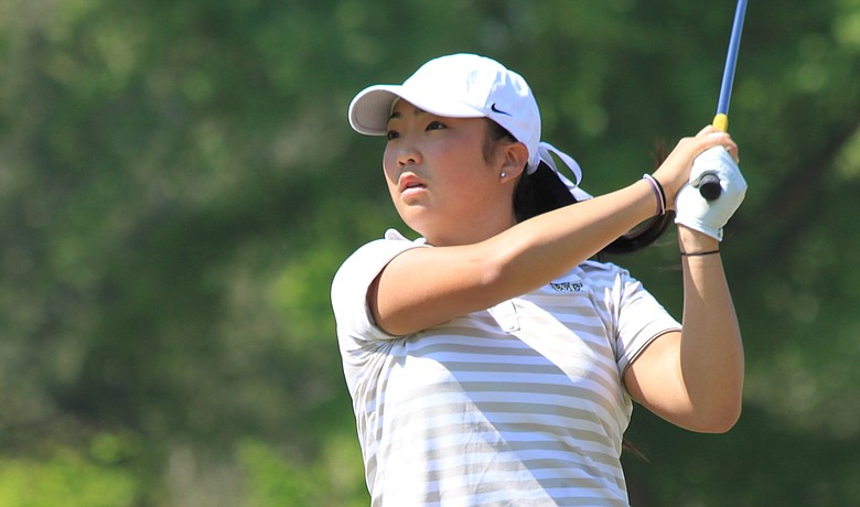 Wake Forest freshman Michelle Shin