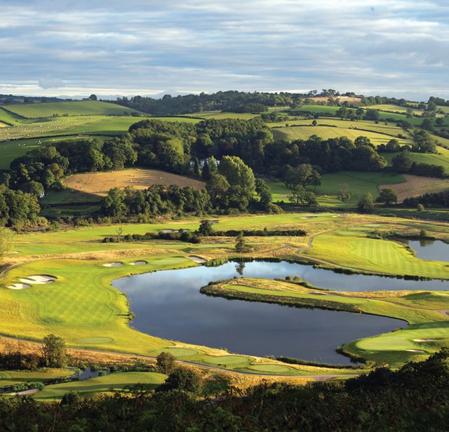 Celtic Manor's Twenty-Ten Course