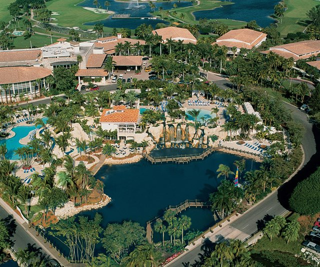 Doral Resort & Spa will be one of the properties participating in Marriott Golf's Family Golf Festival.