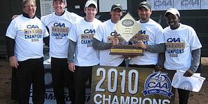 Q&A: Towson men's coach Brian Yaniger