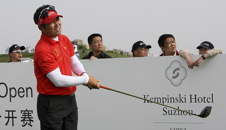 Y.E. Yang is leading the OneAsia Order of Merit.