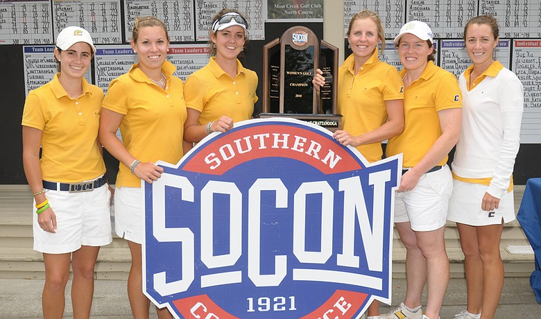 Chattanooga won its first Southern Conference Championship this season.