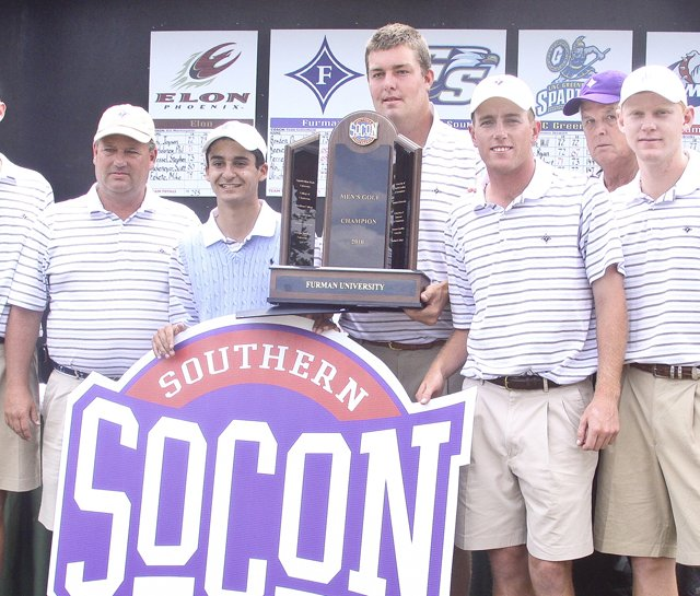 Furman won the Southern Conference Championship on April 20.