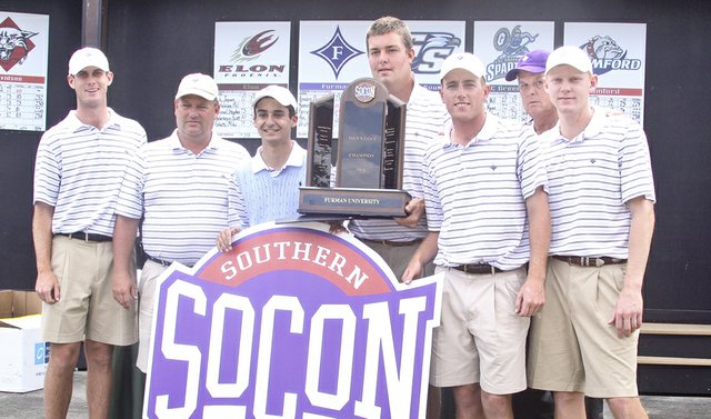 Furman won the Southern Conference Championship in 2010.