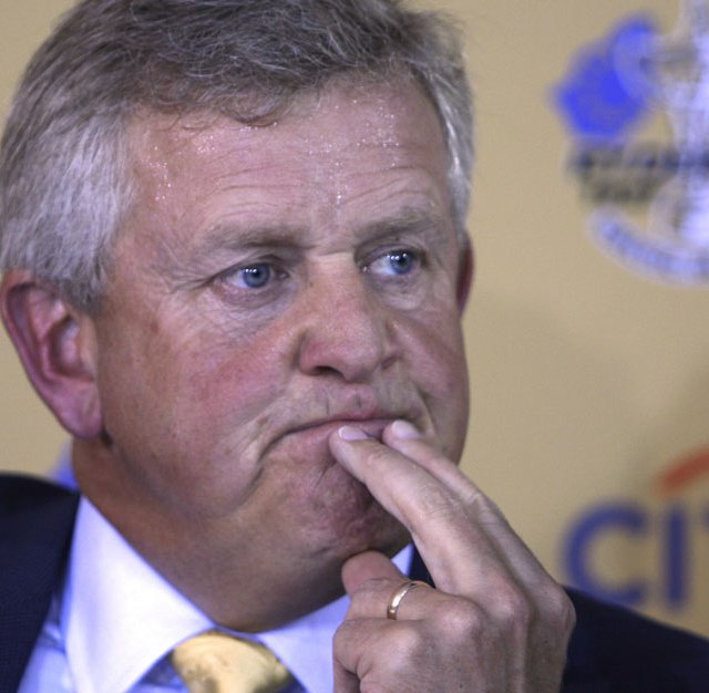 Colin Montgomerie won seven consecutive European Order of Merit titles from 1993-1999.