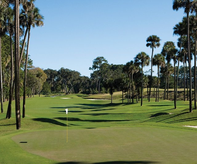 No. 6 at TPC Sawgrass (Players Stadium)
