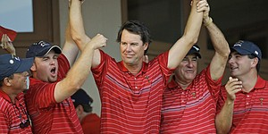Hate to be Rude: Azinger readies for Wales