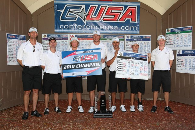 UCF won the Conference USA title on April 27.