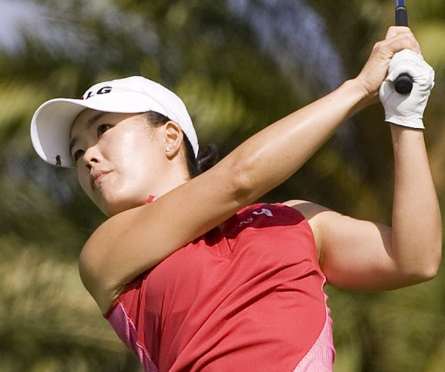 Brazil native Angela Park is expected to play in the HSBC Brazil Cup at the end of May.