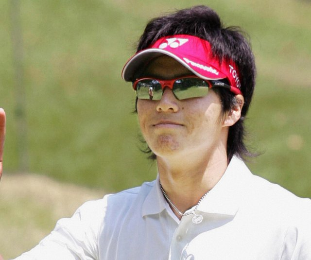Ryo Ishikawa shot a 58 on Sunday to win his seventh Japan Tour title.