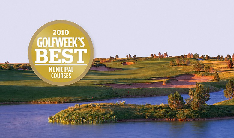 Butterfield Trail, No. 3 in Golfweek's Best Muni Courses 2010