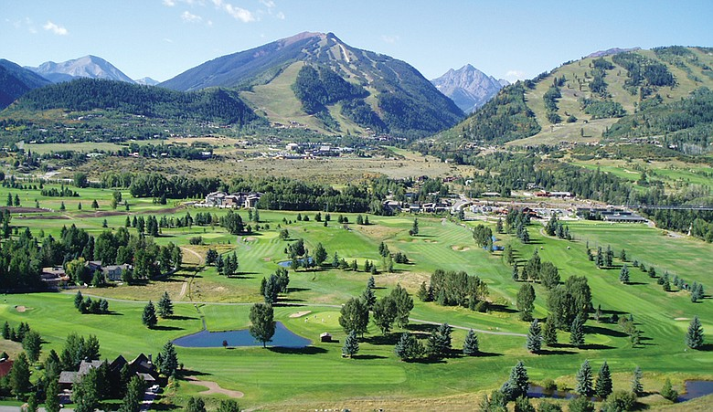 Aspen Golf Club, No. 21 on Golfweek's Best list of Municipal Courses.