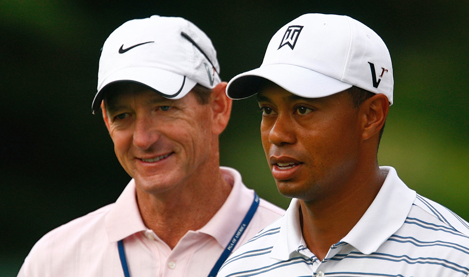 Tiger Woods' agent lashed out Tuesday against Hank Haney's book, saying his