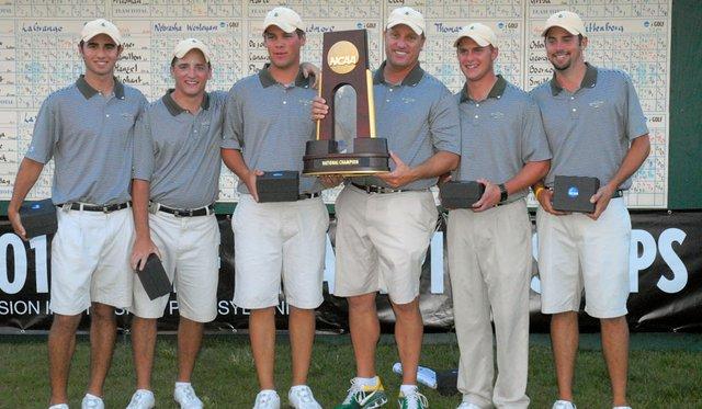Methodist, winner of the 2010 NCAA Division III Men's Golf Championship