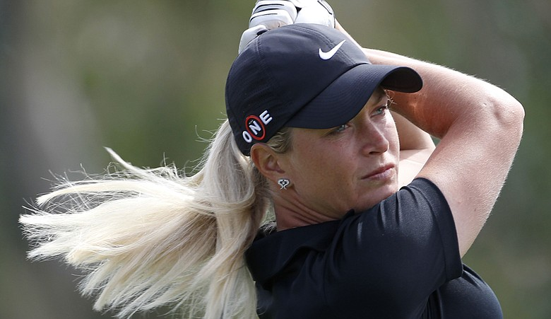 Suzann Pettersen fired a 7-under 65 in Round 3 of the Bell Micro LPGA Classic.