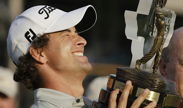 Adam Scott won the Valero Texas Open on May 16.