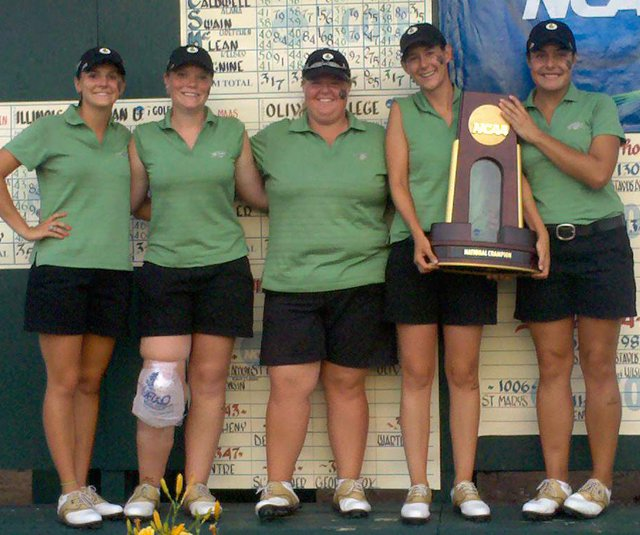 Methodist University won its 13th consecutive national title at Mission Inn Resort.