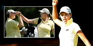 Purdue surge adds some spice to NCAAs