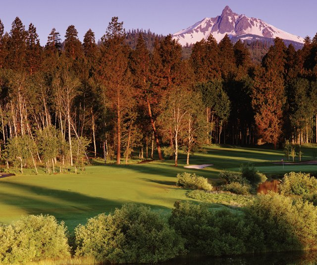 Glaze Meadow Golf Course at Black Butte Ranch