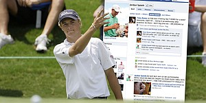 Monday Scramble: Spieth's Facebook page
