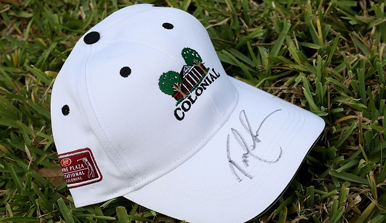 The prize for the most correct picks? A hat signed by Tom Lehman.