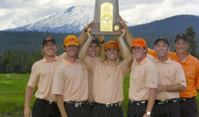 Oklahoma State won the 2006 NCAA Championship at Sunriver (Ore.) Resort.