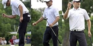 Want to putt like Zach Johnson? Here's how