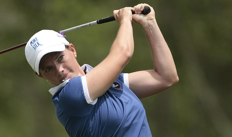 Jean Reynolds at the Bell Micro LPGA Classic in May.