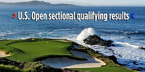U.S. Open Sectional Qualifying results