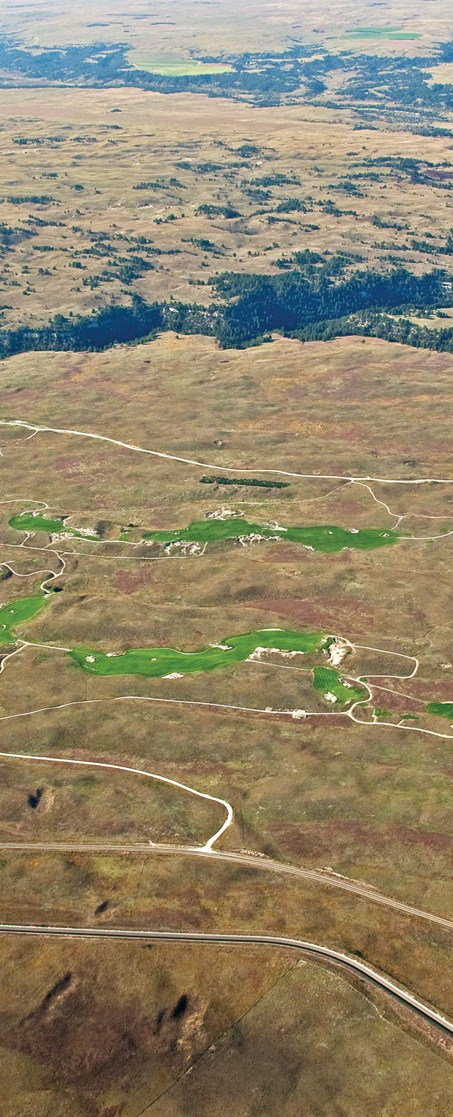 Tom Lehman's Dunes Course.