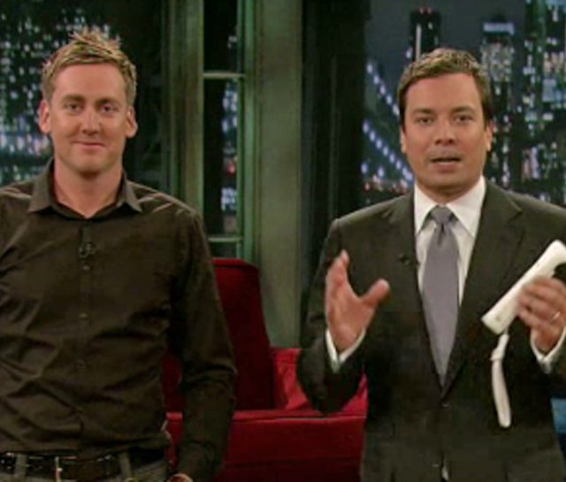 "Ian Poulter appeared on ""Late Night with Jimmy Fallon"" on June 7."