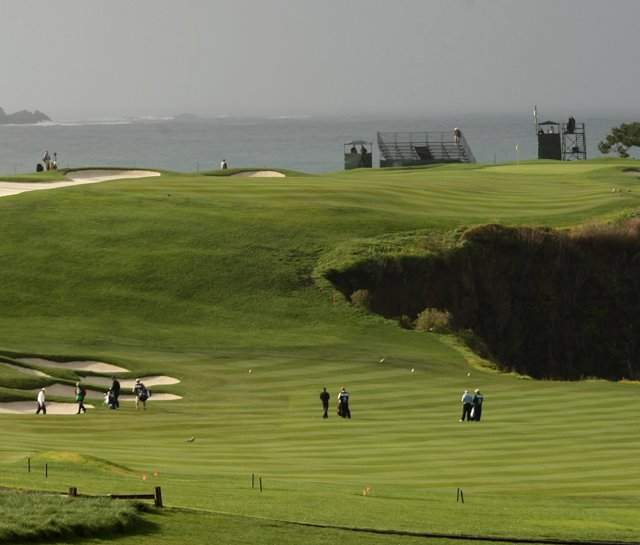 No. 6 at Pebble Beach