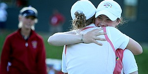 GB&I leads Team USA by 1 at Curtis Cup
