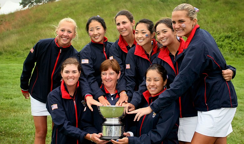 Team USA won the Curtis Cup on June 13 at Essex County Club.